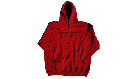 Skoll Gear Antique Cherry Red Hoodie