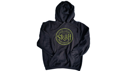 Sköll soft fleece hoodie to keep you warm and cozy