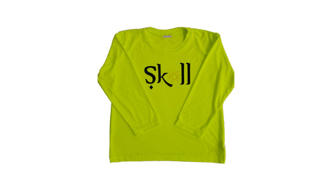 Sköll Kids High Vis Sun Shirt