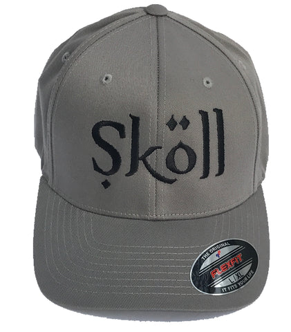 Sköll Original Flexfit Grey