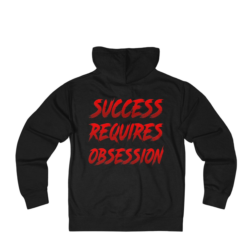 Success Requires Obsession