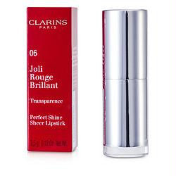 Clarins Joli Rouge Brillant (perfect Shine Sheer Lipstick) - # 06 Fig --3.5g-0.12oz By Clarins