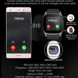 T8 Bluetooth Smart Watch With Camera Music Player - Dimension Dream Seekers