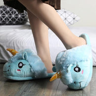 Hot Unicorn Slippers