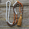 Sahara Mala Necklace