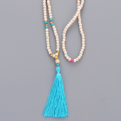Islands Mala Necklace