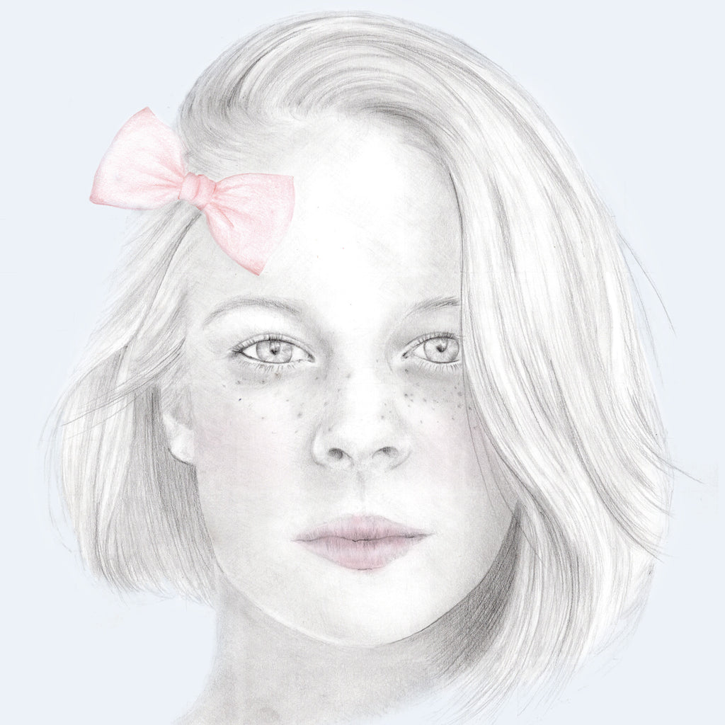 Portrait Drawing: Abby