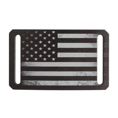 GRIP6 Belts Women's Flag Vintage USA Black swatch-image