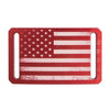 GRIP6 Belts Women's Flag Vintage USA Red swatch-image