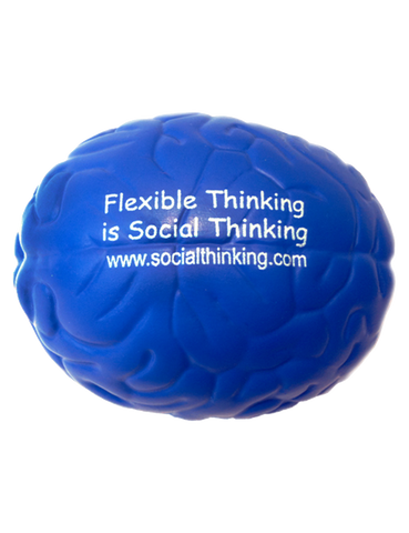 Brain (Squishy Foam) - Social Thinking Singapore