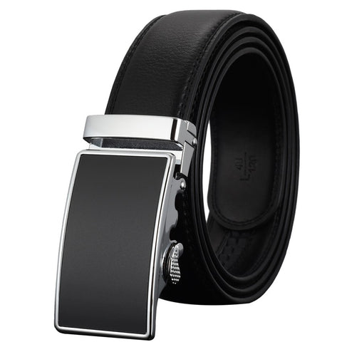 Men's Belt - Basic Black - Dexterity Brand