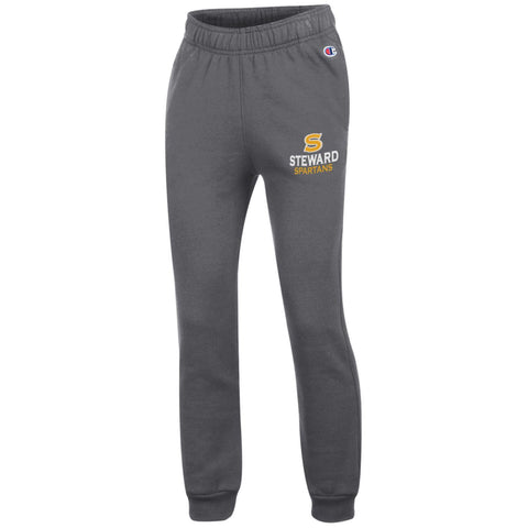 ***New Product*** Youth Champion Eco Powerblend Jogger - Navy & Charcoal
