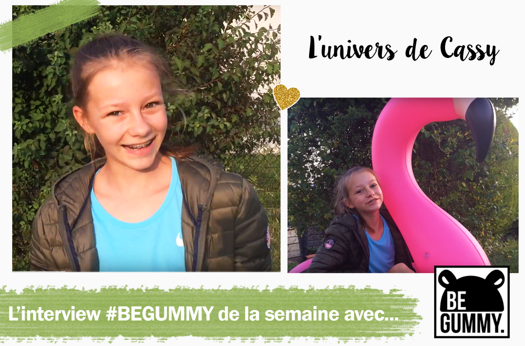 L'interview #BEGUMMY avec... L'universdeCassy