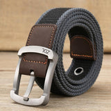 Belt - Military Style Canvas Belt