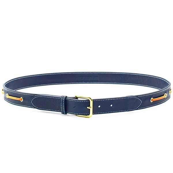 Stage Harbor Blue BoatSide Belt