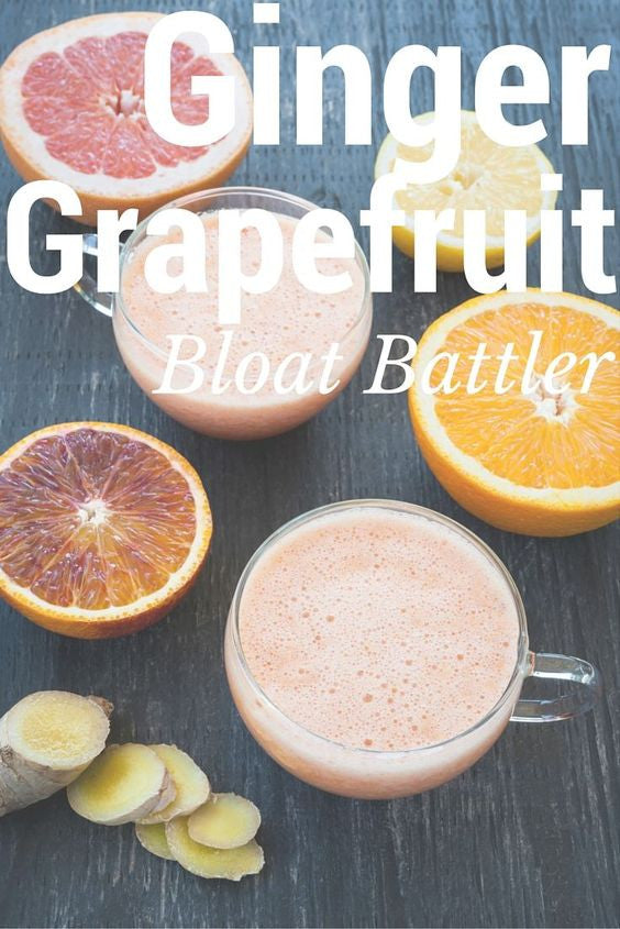 Ginger Grapefruit Bloat Battler