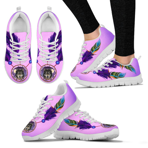 Image of Wolf Dreamcatcher Sneakers