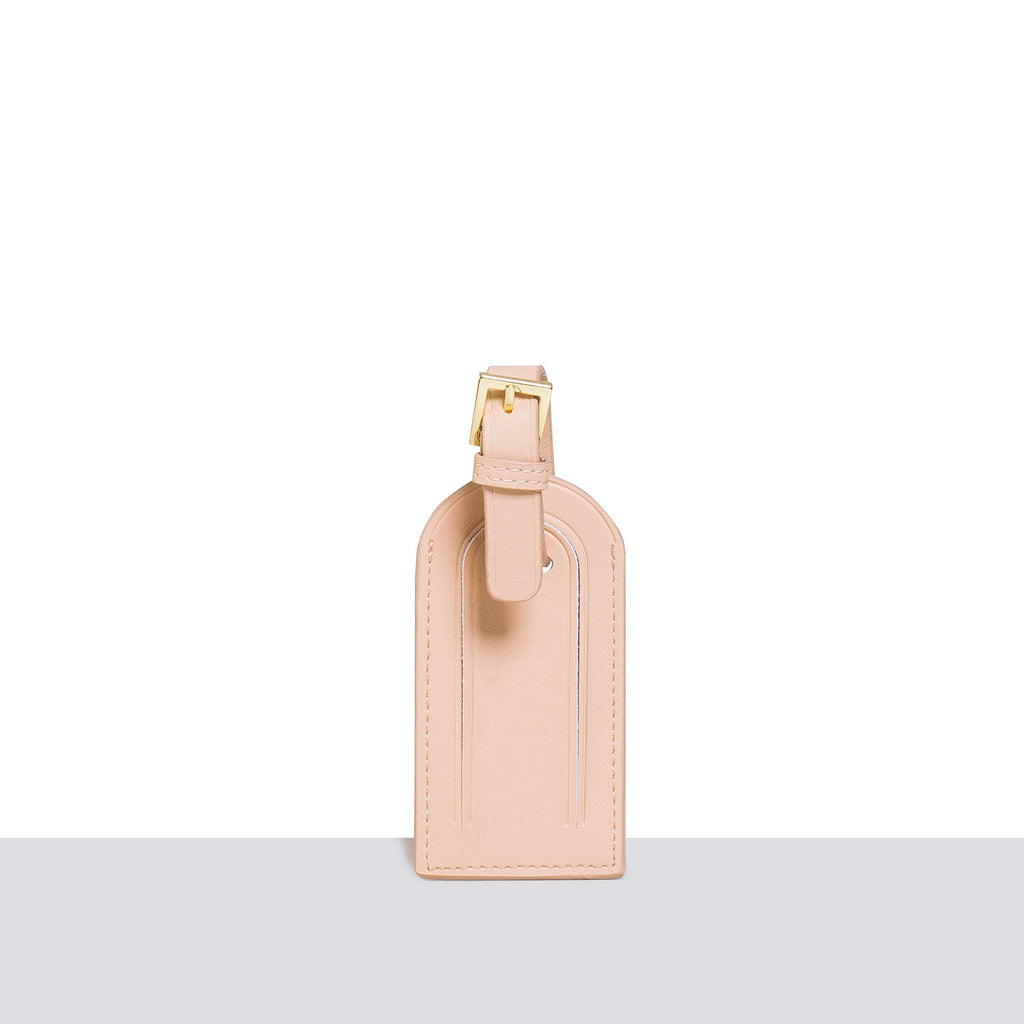 NUDE SMOOTH LUGGAGE TAG