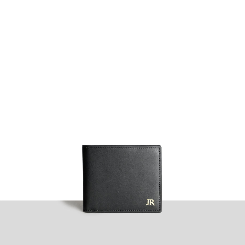 Black Smooth Wallet