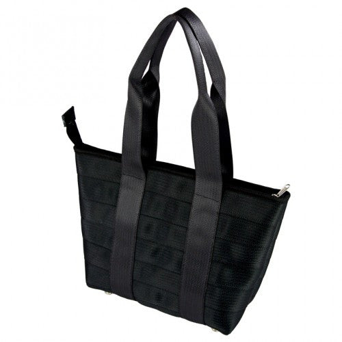Recycled Seat Belt Handbag
