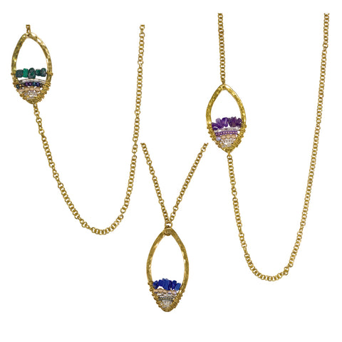 Maji Necklace - Earth Collection
