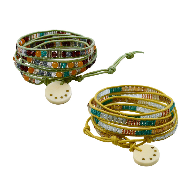 Limited Edition 4x Wrap Bracelet