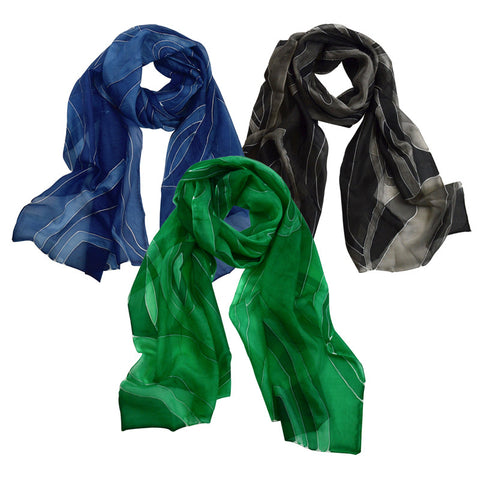 Slice of Haiti Cool Collection Scarf
