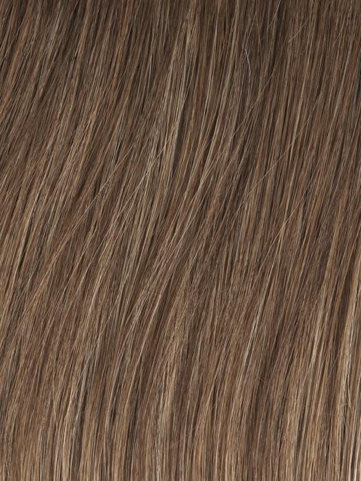Color GL12-16 = Golden Walnut: Dark Blonde with cool highlights