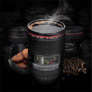 Camera Lens Coffee Cup - Perfect Gift for Photographers