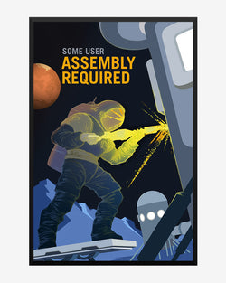 Some User Assembly Required - NASA Mars Explorers Wanted