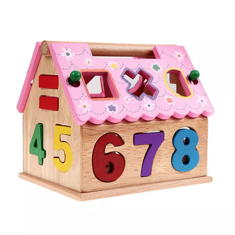 NUMBER HOUSE - Children Islamic Collection