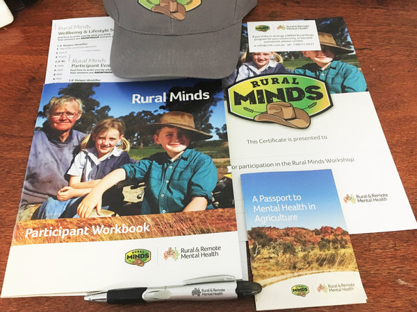 Rural Minds Trainers' Pack (5 Pack Bundle)