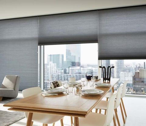 Luxaflex Duette Shades at Fabers Furnishings
