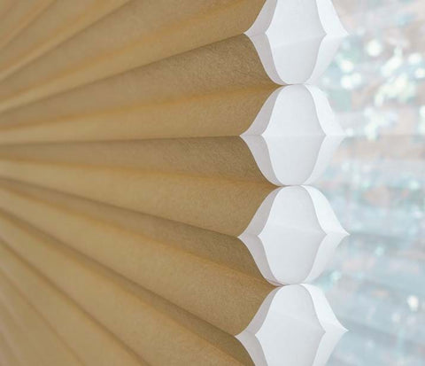 Luxaflex Duette Architella Shades at Fabers Furnishings