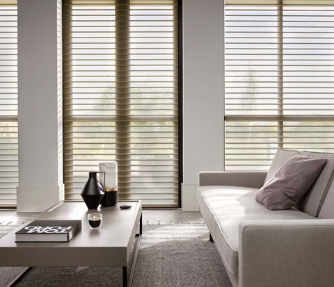 Luxaflex Silhouette Shadings at Fabers Furnishings