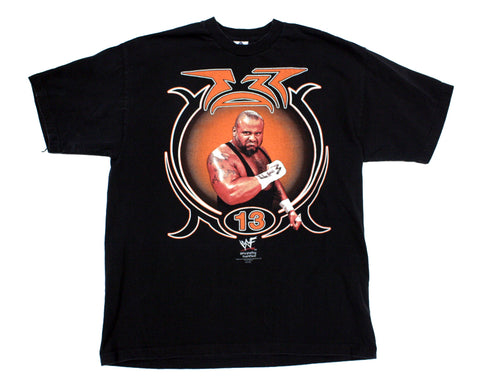 WWF TAZZ 13 T-SHIRT XL