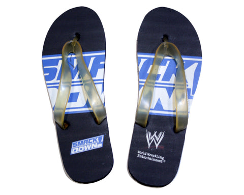WWE SMACKDOWN SANDALS