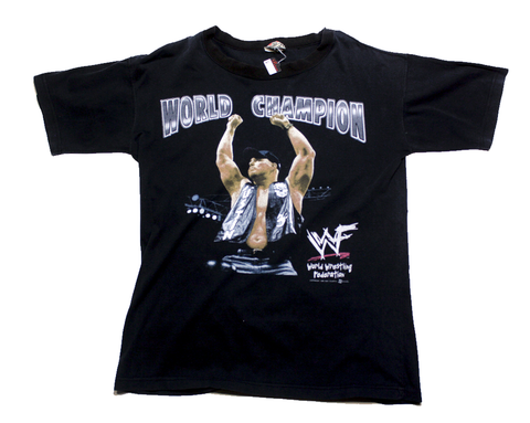 WWF STONE COLD TIME TO WHOOP ASS T- SHIRT MED