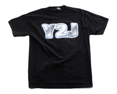 WWF CHRIS JERICHO Y2J DEFINITION T-SHIRT XL