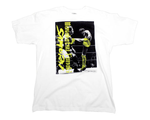 MASAKATSU FUNAKI PHOTO T-SHIRT XL