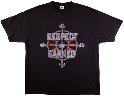 TRIPLE H RESPECT & FEAR T-SHIRT XL