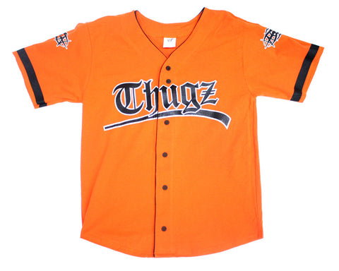 WWF Tazz Baseball Jersey from Stashpages