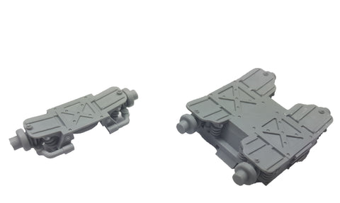 APC Suspension 6 Wheeler - 1 Pair of Axels (Front and Back)