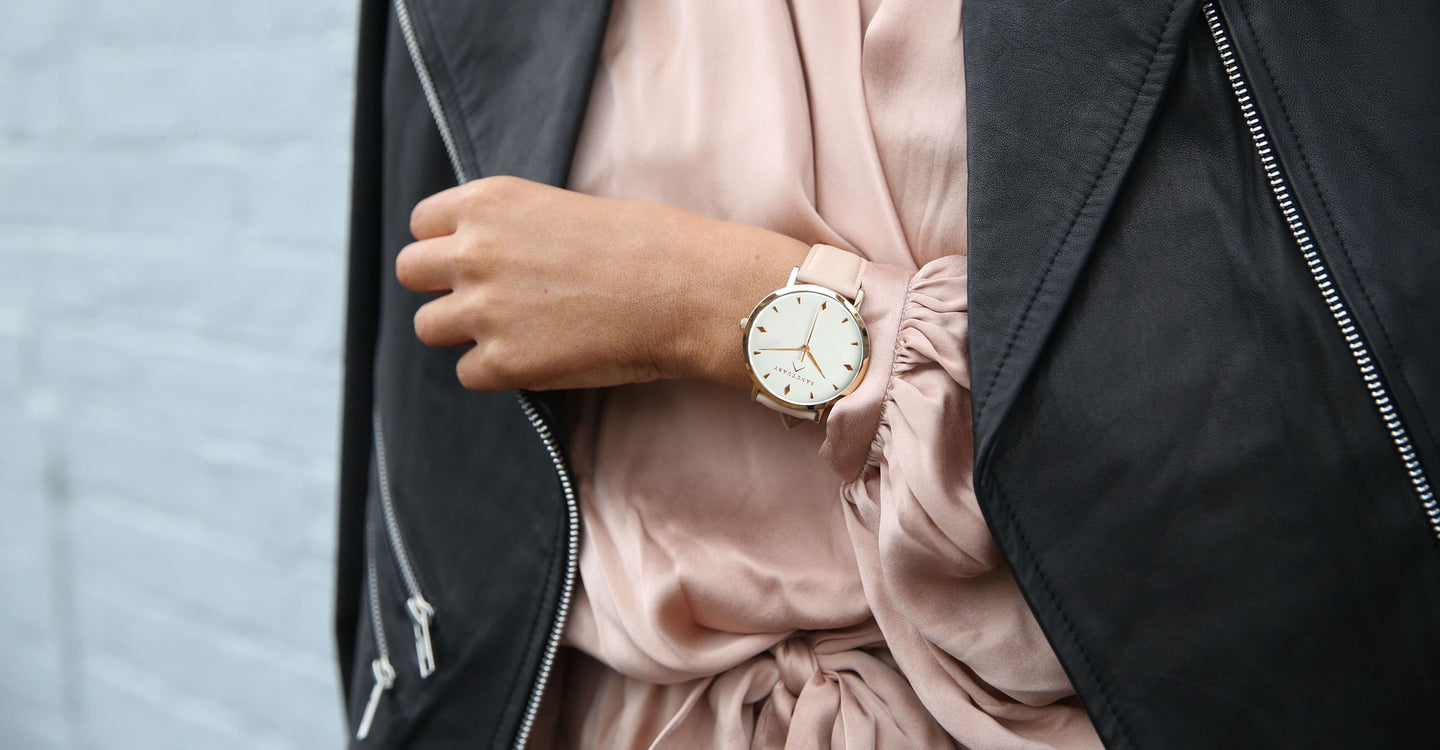 Sanctuary Watches - SHOP Luxury Women Chronographs & Minimal Timepiece