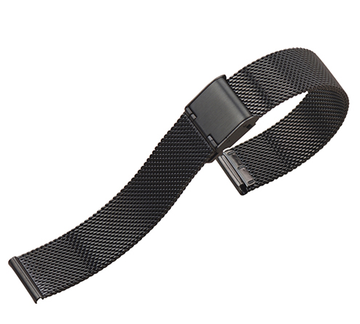 Sanctuary Watches -  Black Mesh Strap