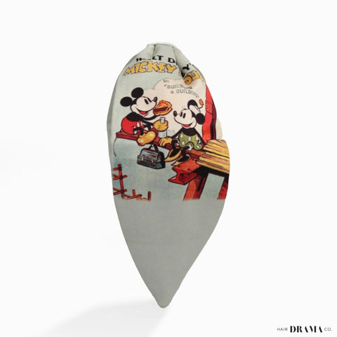 SUMMER SCRUNCHIES-OPT-VI-PINK MULTICOLOR