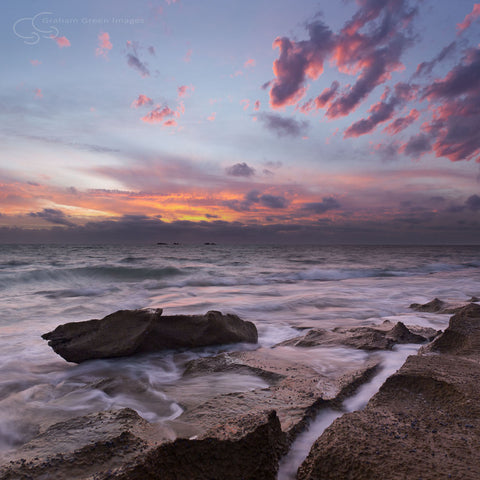 Sunset, Burns Beach - BB3009