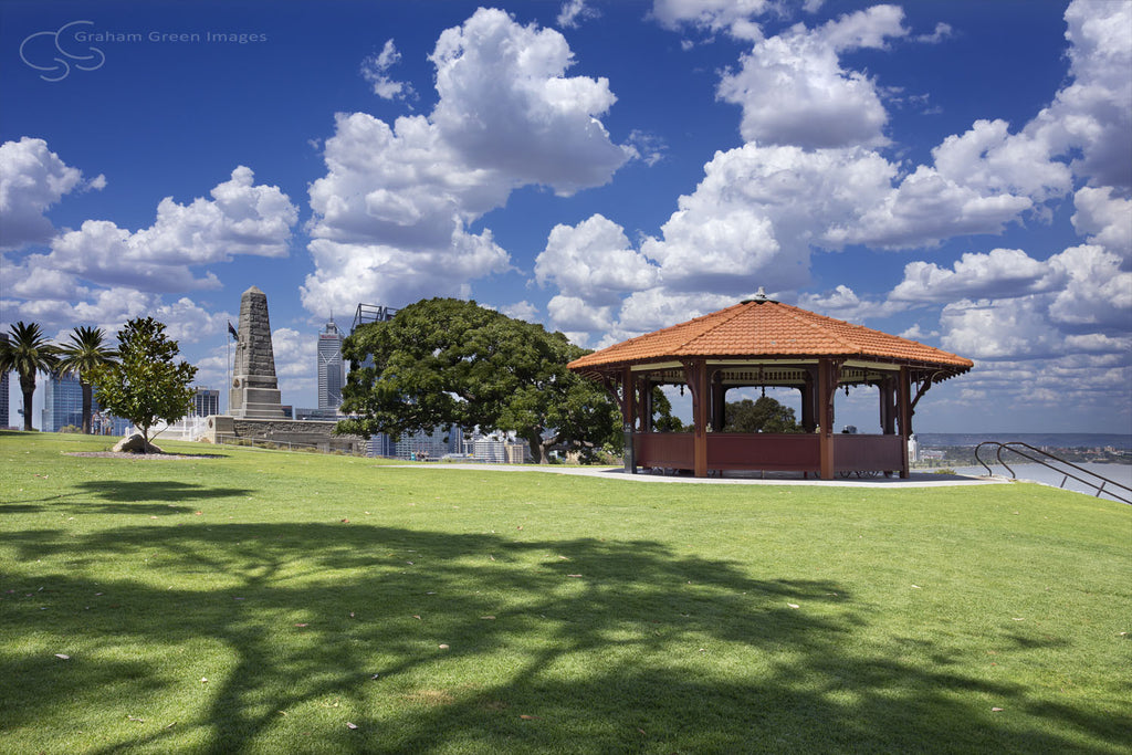 Pagoda, Kings Park - KP3001
