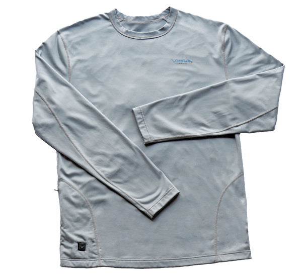 Vests - TACTICAL 5v Heated Base Layer - Grey
