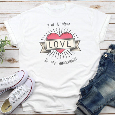 Love Is My Superpower • Women's Tees & Tank Tops